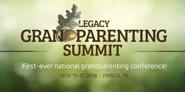 Five Reasons to Attend the First Ever National Grandparenting Conference