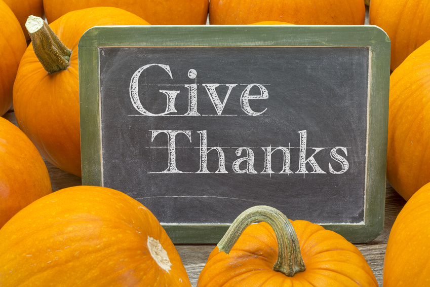 Focus Upon Helping Our Grandchildren Be Truly Thankful
