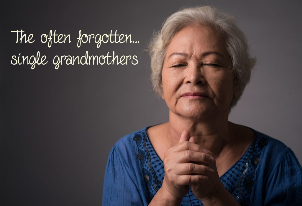 Let's Talk Grandparenting Ministry – the Single Grandmother