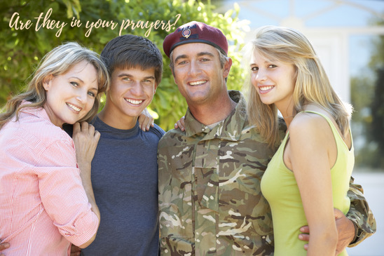 How Are You Supporting Our Troops and Their Families?