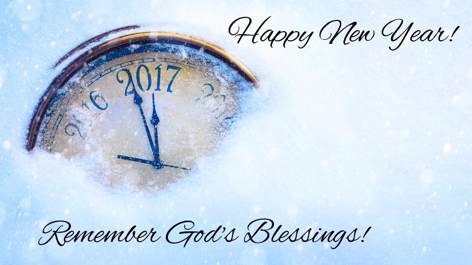 2016's Blessings