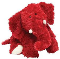"A ""Real"" Red Elephant, God's Faithful Love & Trust!"