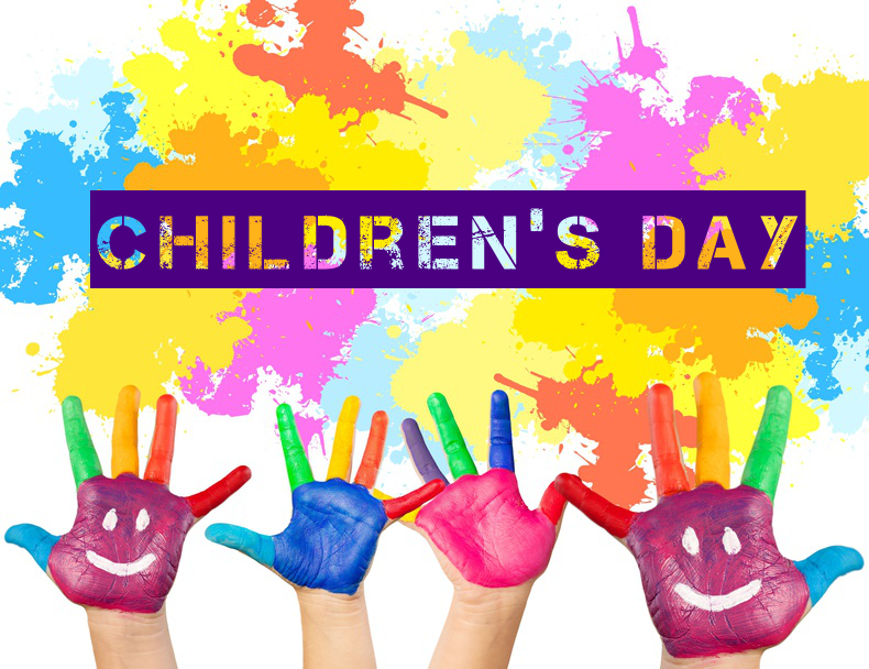 Children's Day – Yes, It Is Real!