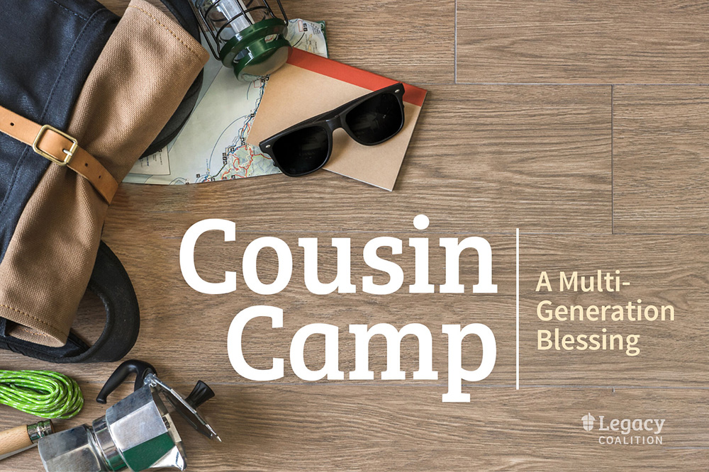Connecting With Grandkids Through Cousin Camp